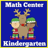 Christmas Math   Preschool Kindergarten 1st Grade   Center