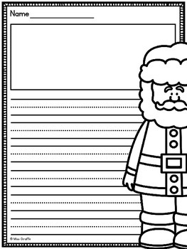 Free Christmas No Prep Worksheets