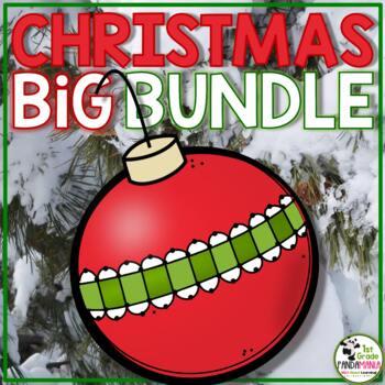 Christmas Activities BIG BUNDLE