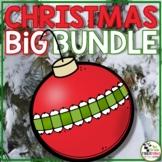 Christmas Activities Math, Literacy, and Art BIG Bundle (1st and 2nd Grades)