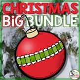 Christmas Activities Math, Literacy, and Art BIG Bundle (1