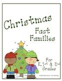 Christmas Fact Families