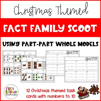 Christmas Fact Families