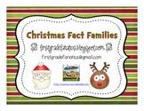 Christmas Fact Families *Freebie*
