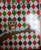 Christmas Fact Families Station Owl Theme