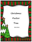 Christmas Factor Tree