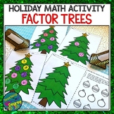 Christmas Activity | Factor Trees