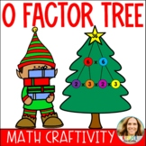 Christmas Factor Tree Activity | Prime and Composite Numbers