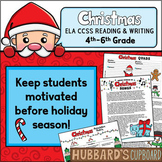 Christmas Activities / Christmas Writing / Christmas Nonfiction Reading