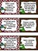 Christmas Family Chore Cards