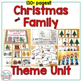 Christmas & Family: Special Ed Thematic Unit