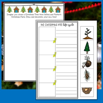 Christmas Farm by Mary Lyn Ray Interactive Read Aloud Lesson & Extensions