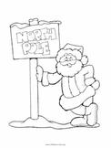 Christmas Favorites Coloring Pages
