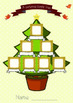Christmas Festive Family Tree
