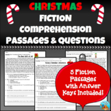 Christmas Fiction Comprehension Passages