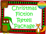 Christmas Fiction Retell Package