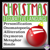 CHRISTMAS FIGURATIVE LANGUAGE
