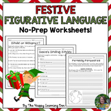 Christmas Figurative Language Activities