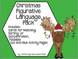 Christmas Figurative Language Pack