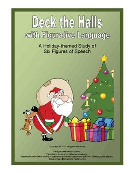 Figurative Language for December: Simile, Metaphor, Personification, Hyperbole