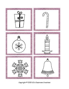 Christmas File Folder