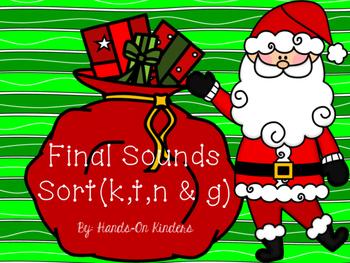 Christmas Final Sounds Center