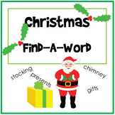Christmas Find-A-Word