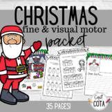 Christmas Fine & Visual Motor Packet