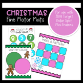 Christmas Fine Motor Sorting Mats- for use with Target Dol