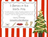 Christmas Five Senses in the North Pole