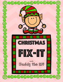Christmas Fix-It Daily Edit