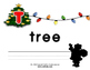 Christmas Flashcards 60 pages