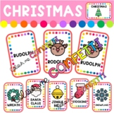 Christmas - Flashcards - Colour me Confetti