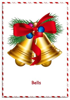 Christmas Flashcards Set 1