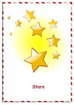 Christmas Flashcards Set 4