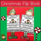 Christmas Activities Flip Book Holiday Writing