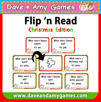 Flip 'n Read: Christmas