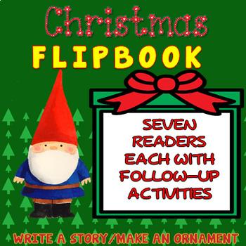 Christmas Flipbook - 7 Readers w/Activities