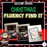 Christmas Fluency Find It (2nd Grade)