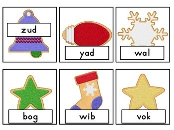 Christmas Fluency Fun Bundle