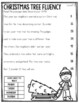 Christmas Fluency Passages with Comprehension Questions Differentiated