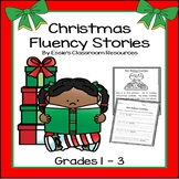 Christmas Fluency Stories (Grades 1-3)