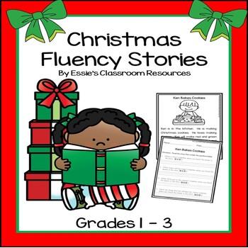 Christmas Fluency Stories