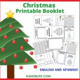 Christmas Foldable Activity Books