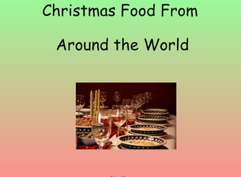 Christmas Food From Around the World