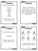 Christmas Fractions Activities - Music, Art Integration - Fun Christmas Math