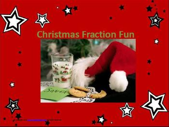 Christmas Fraction Fun