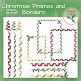 Christmas Frames and Borders