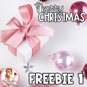 Christmas Freebie 1 - Reading Strategies