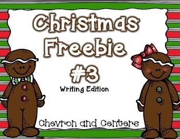 Christmas Freebie #3